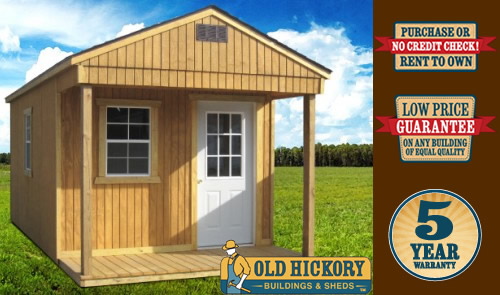Awe Outdoors Quality Backyard Storage Barns Sheds